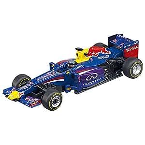 Carrera Go!!! - 20064009 - Voiture De Circuit - Infiniti Red Bull Racing Rb9 S.vettel - No.1