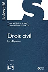 Droit civil. Les obligations - 13e éd.: Université