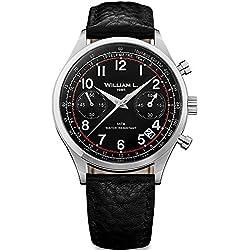 Reloj William L. para para Hombre WLAC01NRBN