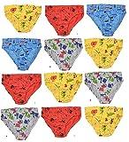 Best Toddler Underwear - CHILDZONE Kids Brief Girls Panties Boys Underwear Ba Review