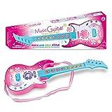 MAJOZ Gitarre Kinder 21 Zoll, 4 Saite Kindergitarre Konzertgitarre E-Gitarre Gitarre Spielzeug für Kinder Kleinkinder Pädagogisches Spielzeug