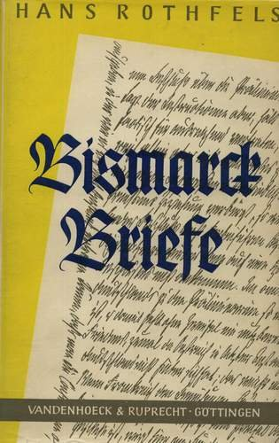 Bismarck-Briefe