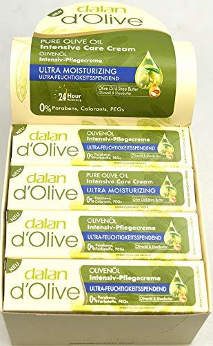Dalan d´Olive Intensiv Creme 20 ml - 12 Tuben