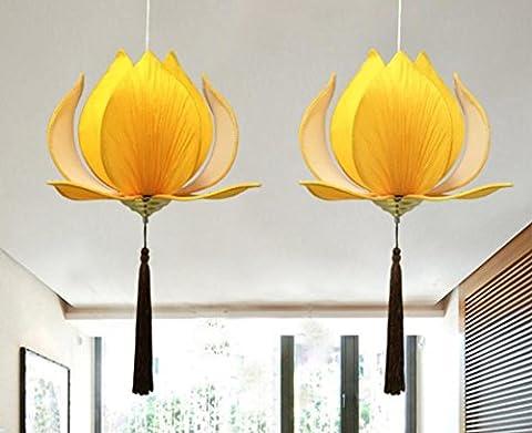 Lotus Chandelier Antique Inn Chandelier Tea House Classical Lantern Lotus