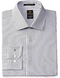 Van Heusen Sport Men's Striped Slim fit Formal Shirt