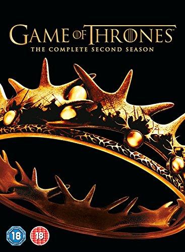 Game of thrones: The Complete Second Season [Alemania] [DVD] [Reino Unido]
