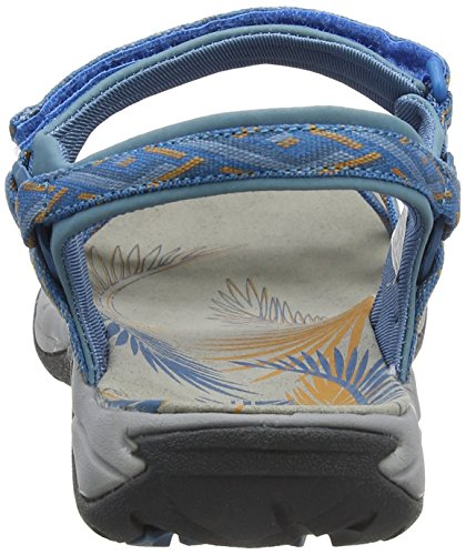 Karrimor Damen Martinique Iii Ladies Sandalen Trekking-& Wanderschuhe Blau (Blue Charcoal)