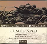 Songs for the Dead Soldiers, Op. 156: No. 6. Carenthan, O Carentan the Battlefield Let Down the Bars