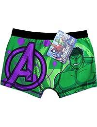 Marvel - Boxer - Garçon Vert Vert