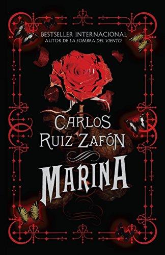 Marina (Vintage) por Carlos Ruiz Zafon