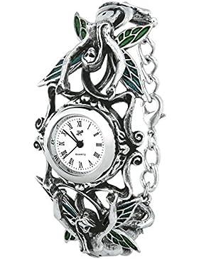 Alchemy Gothic Artemesia Bracelet Watch Armbanduhr Hartzinn (nickelfrei)