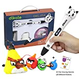 3D Pen for Kids and Adults - Dikale 05A (2017 Newest Design) Intelligent