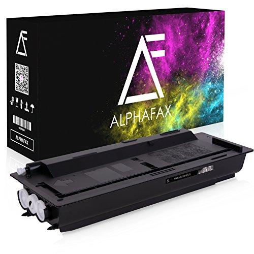Preisvergleich Produktbild Alphafax Toner kompatibel für Kyocera ECOSYS M4125IDN ECOSYS M4132IDN TK6115 TK-6115K 1T02P10NL0 Schwarz