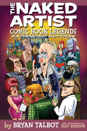 The Naked Artist: Comic Book Legends (English Edition) eBook ...