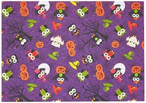 Ursus 13014602 - Fotokarton Halloween 300 g/qm, DIN A4, Motiv 02, 10 Blatt