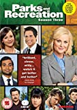 Parks & Recreation Season Three (UK Release) [DVD] [UK Import]