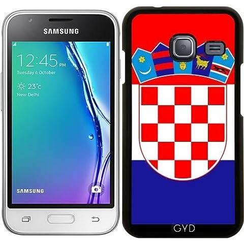 Funda para Samsung Galaxy J1 Mini (SM-J105) - La Bandera De Croacia by BruceStanfieldArtist