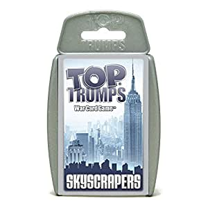 Top Trumps - Skyscrapers