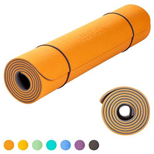 KeenFlex - Tapis de Yoga Premium, pour Pilate et...