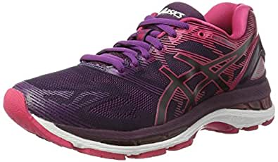 asics damen gel nimbus 19 laufschuhe mainapps schuhe handtaschen. Black Bedroom Furniture Sets. Home Design Ideas