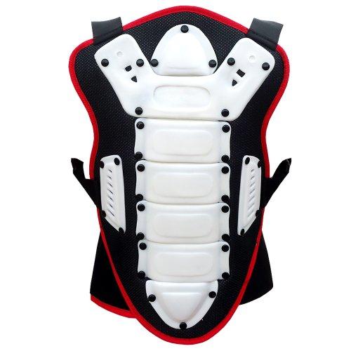 HEEZY Kinder Rückenprotektor Ski Snowboard Rücken Protektor Motocross Quad BMX Reiten (Reiten Motorrad Kinder)