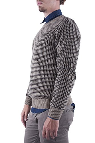 ANTONY MORATO - Herren roundhals sweater mmsw00619/ya100027 Beige