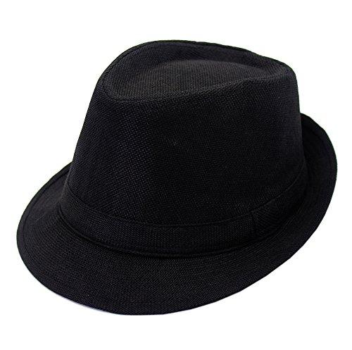 chapeau-trilby-borsalino-femmes-filles-chapeau-dete-de-printemps-noir