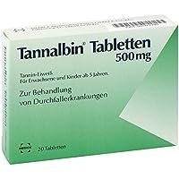 Tannalbin, 20 St. Tabletten preisvergleich bei billige-tabletten.eu