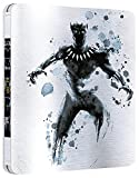 Black Panther Steelbook 3D+2D Exclusive Limited Edition Steelbook Blu-ray Region Free import