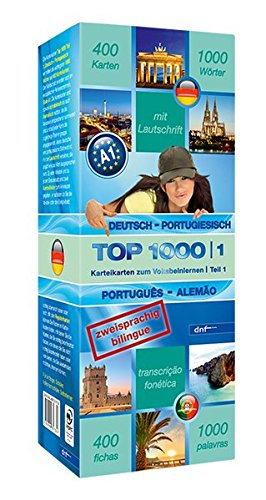 Top 1000 Teil 1: Deutsch-Portugiesisch /Portugiesisch-Deutsch