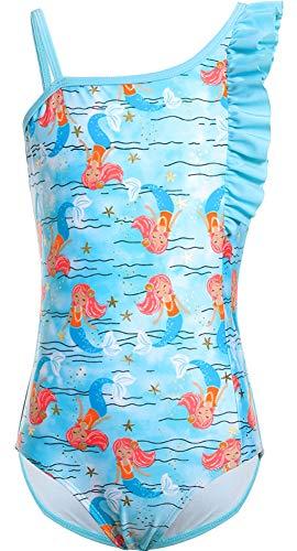 Decool Madchen Meerjungfrau Schwanz Badeanzug Prinzessin Cosplay
