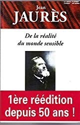 Jean Jaurès, de la réalité du monde sensible