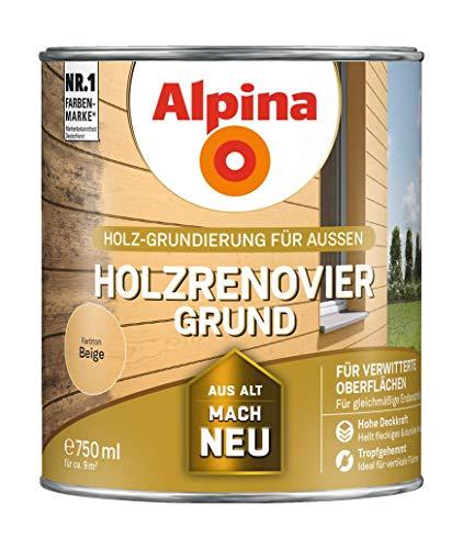 Alpina Alpina Holzrenovier-Grund