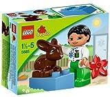 Geschenkidee Osterspiele & Spielzeug - LEGO Duplo Town - Tierärztin