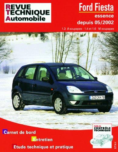Rta 671.1 Ford Fiesta Essence Depuis 05/02