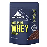 Multipower New 100% Pure Whey Chocolate Concentrado de Suero - 450 gr