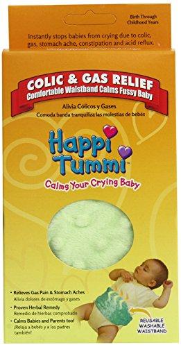 happi-tummi-colic-and-gas-relief-waistband-green
