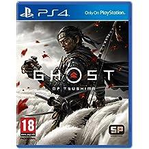 Sony, Ghost of Tsushima sur PS4, Jeu d'action et d'aventure, Édition Standard, Version physique, En français, 1 joueur, PEGI 18