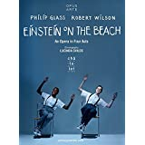 Glass : Einstein on the Beach, opéra. Davis, Moran, Silverman, Riesman, Wilson, Childs.