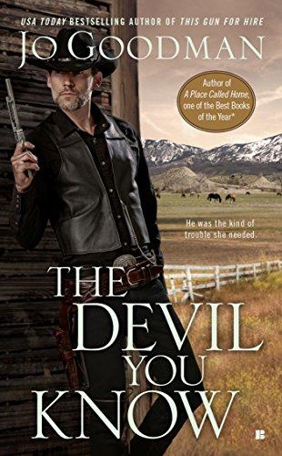 The Devil You Know (A McKenna Novel Book 2) (English Edition) (Jo Goodman)