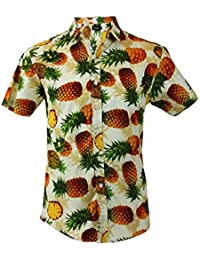 Camisa Trankilo con estampado de Piñas