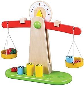 New Classic Toys Nuevos Clásicos Juguetes - 1084 - Imitación Juego - Cocina - Lelin Juguetes - Equilibrio