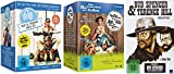 26 Kultfilme BUD SPENCER & TERENCE HILL Monster Collection HAUDEGEN & JUBILÄUMS BOX 20 BLU-RAY + Bonus 6 Filme DVD Box