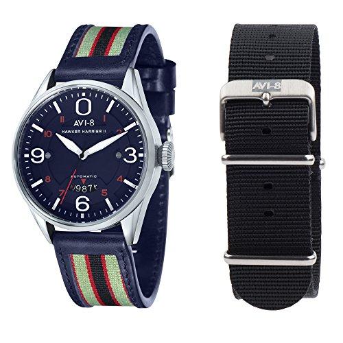 avi-8-av-4040-03-orologio-da-polso-analogico-da-uomo-cinturino-in-pelle-colore-nylon