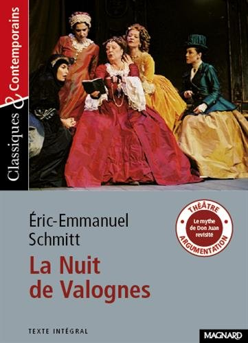 La Nuit de Valognes par Eric-Emmanuel Schmitt