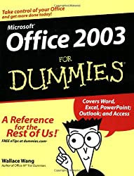 [(Microsoft Office 2003 For Dummies)] [by: Wallace Wang]