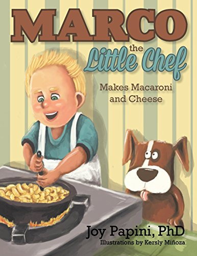 Preisvergleich Produktbild Marco the Little Chef Makes Macaroni and Cheese