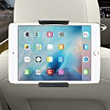 Car iPad Tablet Holder,Yica 360 Degree Adjustable Rotating Headrest Car Seat Mount Holder for iPad Mini/2/3/4, iPad Air, Samsung Galaxy Tab,Tab Pro and other 6-11 Inches Tablets