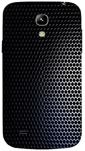 Timpax protective Armor Hard Bumper Back Case Cover. Multicolor printed on 3 Dimensional case with latest & finest graphic design art. Compatible with only Samsung I9190 Galaxy S4 mini. Design No :TDZ-20846