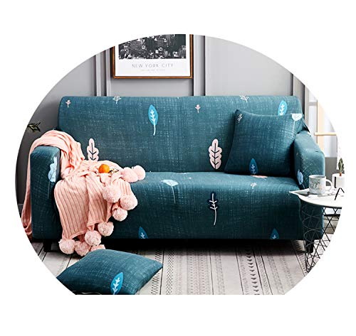 All Inclusive Tight Wrap Elastic Sofas Covers Universal Stretch Couch Cover Corner Single Loveseat Covers Funda Sofa 3 Plaza LT87-17 3 Seater (185-235cm) -